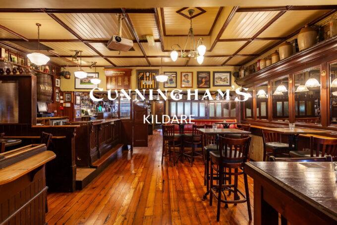 cunninghams of kildare pub