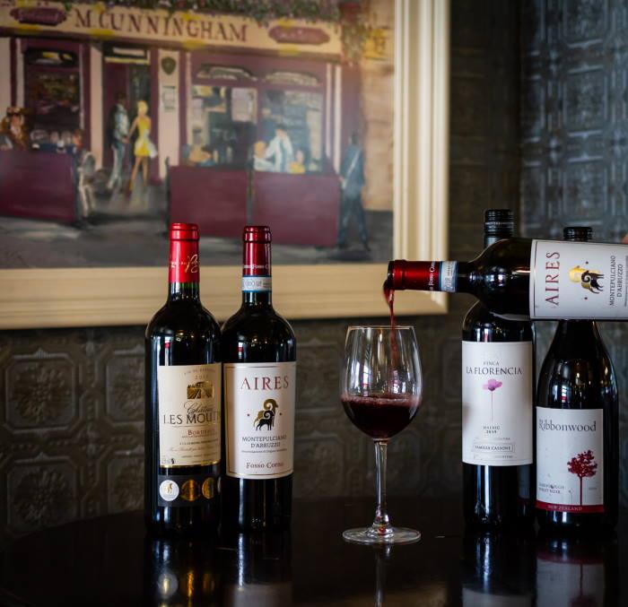 wine-selection-cunninghams-kildare